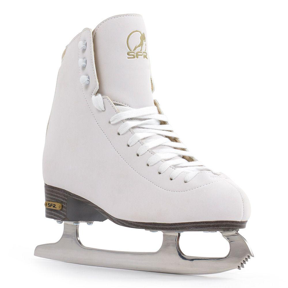 Łyżwy Figurowe SFR SERENE Ice Białe PRO