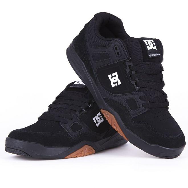 dd37cd2f Buty Dc Stag 2 BGM Czarne - Buty na lato, buty sportowe męskie ...