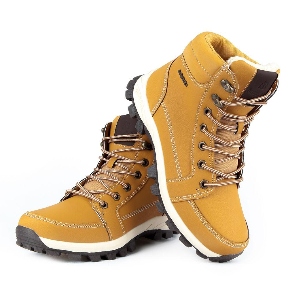 e8b9a298b1ce6 Buty zimowe Arrigo Bello 30 DK Yellow - Buty zimowe męskie ...